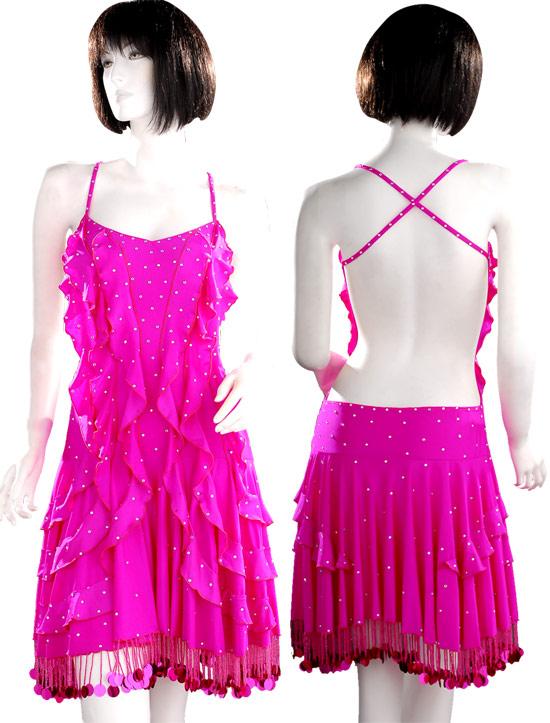 Salsa  Vadító salsa ruha (kép) 17f8924cb1