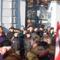 Megemlékezés a Diósgyőri várnál 2009.01