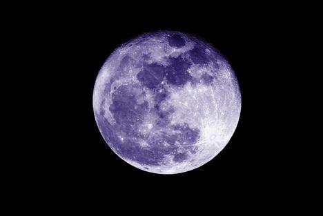 Még a Hold is megfagyott