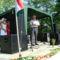 Fuzik János, az Országos Szlovák Önkormányzat elnökének megnyitója