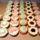 Karácsonyi almás cupcake
