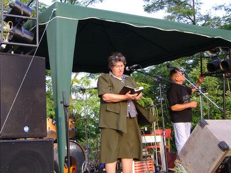 Nóbik Erzsébet - Szarvas - szlovák nyelvű evangélikus Istentisztelete 1