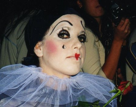 Pierrot bohóc