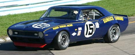 1967 Sunoco Camaro Z28