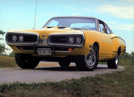 1970 Dodge Coronet Super Bee 440 Six-Pack