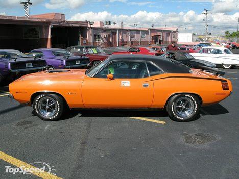 1970 Plymouth Hemi'Cuda
