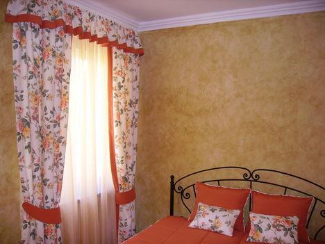 La Maison festékkel készített háló