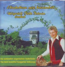 NÓGRÁDI TÓTH ISTVÁN: ELINDULTAM SZÉP HAZÁMBÓL... CD-NÓGRÁDI