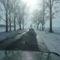 A Balaton felé-kicsit esik a hó