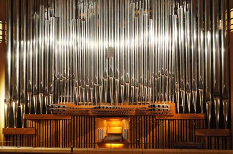 Budapesti Művészetek Palotájának az orgonája