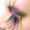 színes szemfestés