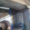 van hool busz: tető
