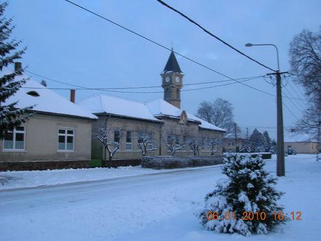 Babóti tél Zsoldos István felvétele