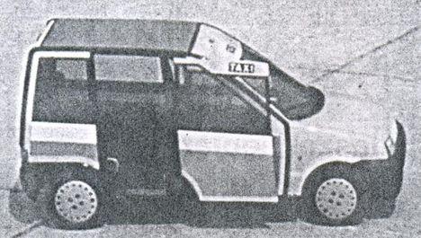 Boneschi Baby Taxi