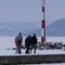 Séta a téli kikötőben