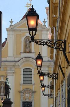 Győr látnivalói