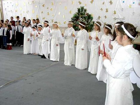 karácsonyi előadás