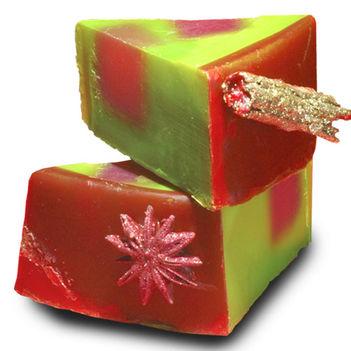 Karácsonyi szappan