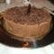 A csokitorták királynője Montellino más díszítéssel