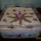 Hóvirág torta