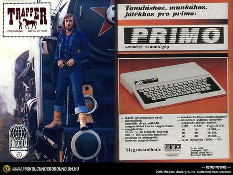 Trapper és számitogép-anno