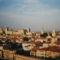 Avignon naplementekor, az óriáskerékről nézve