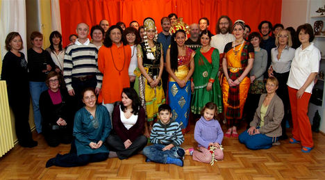 Indian-Indonesian cultural evening