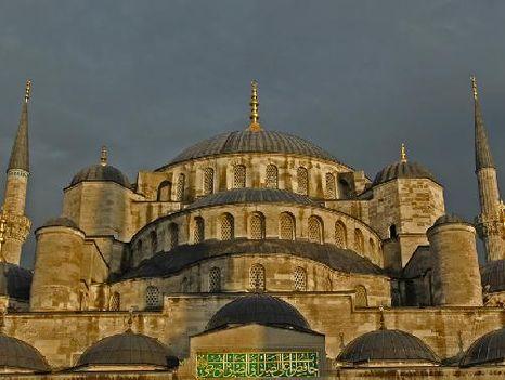 Isztambul Fehér mecset