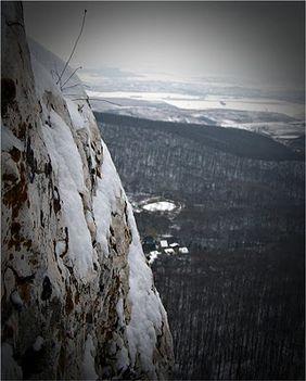 Kémény szikla