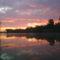Napfelkelte a horgásztanyán 006
