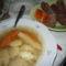 pulykanyak leves (vasárnapi ebéd)
