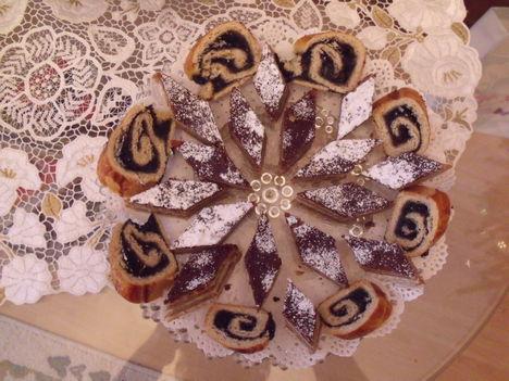 karácsonyi sütike