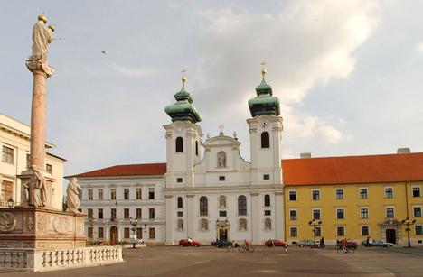 Loyolai Szent Ignác bencés templom