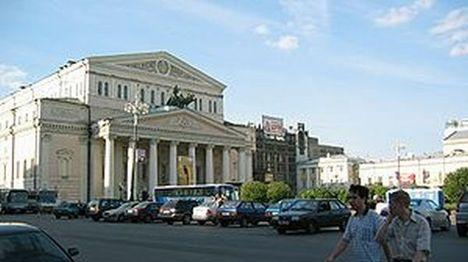 Moscow Bolshoi Theatre