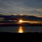 naplemente Krk-nél