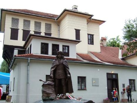 Rákóczi-ház Rodostóban