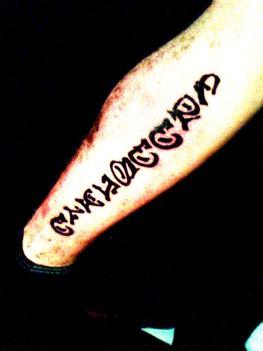 Be-Tag's tattoo FREESTYLE [2] hát... élőben szép is
