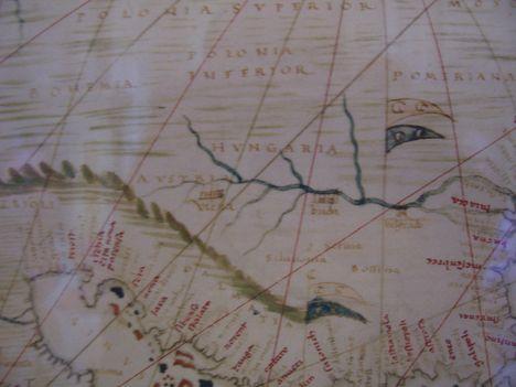 Vatikáni Múzeum, térkép