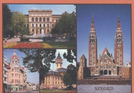Szegedi képeslap 2