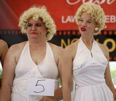Marilyn Monroe hasonmás verseny