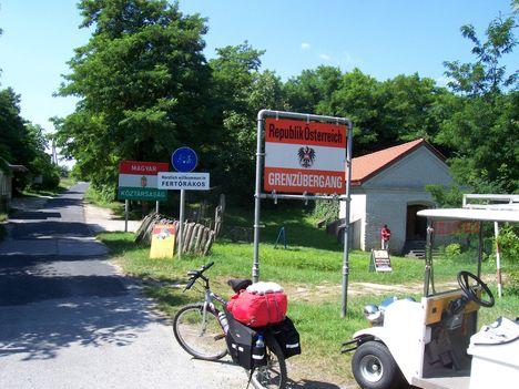 Magyar-osztrák határ