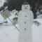 A két arcú hóember