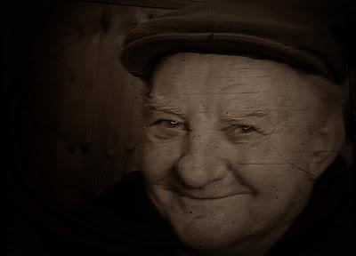 idős mosoly