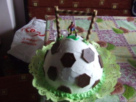labda torta