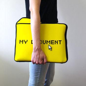 My Documents - laptoptáska 02