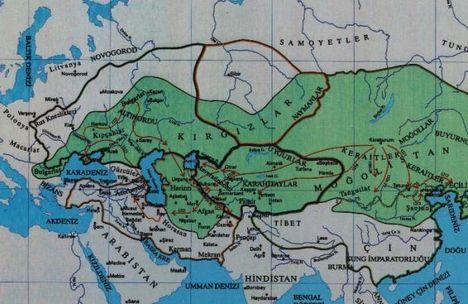 Cengiz Han İmparatorluğu_1