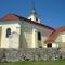 A felújított templom