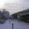 A köröstarcsai közúti híd.