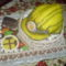Bányász jelképekkel-torta 3