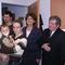 Dr. Molnár Helga férjével és kisfiával, Vehrer Ferencné, Mecséri Lajos